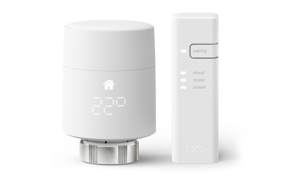 Tado Radiator Thermostat V3+ Starter Kit